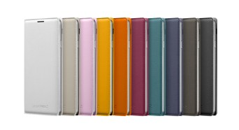 Samsung Galaxy Note 3 Accessories Flip Cover